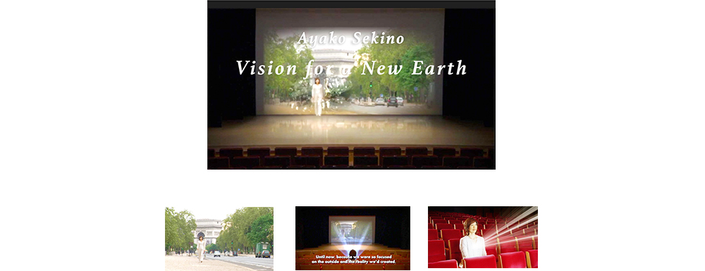 Ayako Sekino Vision for a New Earth
